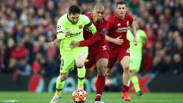 Магия «Энфилда»: «Ливерпуль» разгромил «Барселону» и вышел в финал Лиги чемпионов