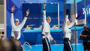 Три пловца из Казахстана будут тренироваться в США
