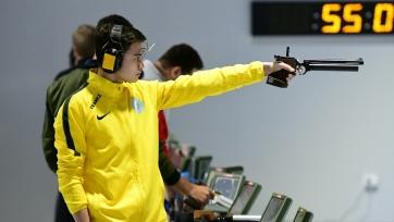 Казахстанцы «настреляли» пять медалей в Германии