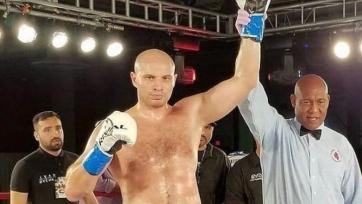 Дычко выиграл восьмой бой на профи-ринге