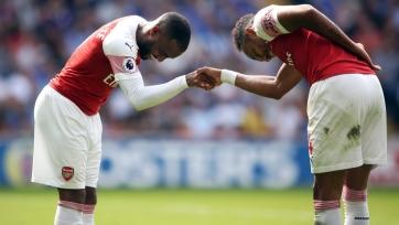 «Арсенал» хочет продлить контракты с форвардами