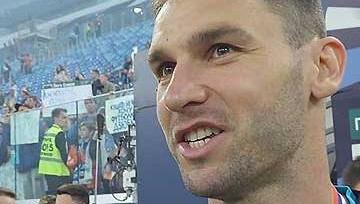 Иванович: «Лучше всего – отпраздновать победу вместе с болельщиками»