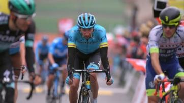 Виллелла из Astana Pro Team стал 60-м на втором этапе Джиро д'Италия-2019