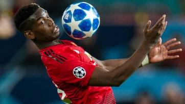 Погба попал под оскорбления со стороны фанатов «Манчестер Юнайтед». Видео
