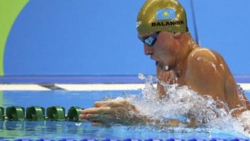 Баландин выиграл бронзу на втором этапе Champions Swim Series