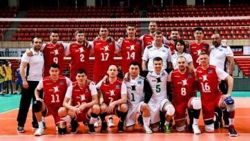 «ТНК-Казхром» - чемпион Казахстана по волейболу