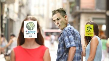 Во Франции «троллят» главного неудачника последних двух сезонов Лиги 1