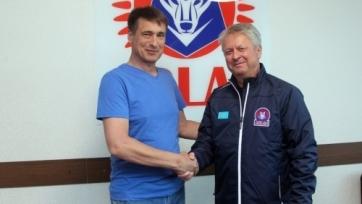 «Арлан» получил нового главного тренера