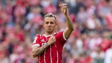 «Бавария» объявила о расставании с защитником