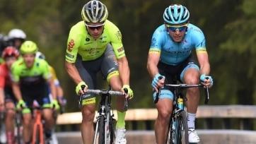 Баллерини финишировал 6-м на третьем этапе «Тура Калифорнии»