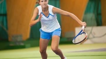 Данилина зачехлила ракетку на турнире в Хорватии