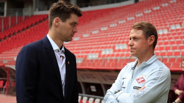 Новый генеральный директор «Спартака» позвал игроков к новым вершинам
