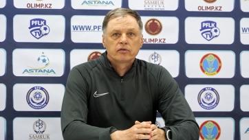 Тренер «Иртыша»: «Мы не успеваем восстанавливаться»