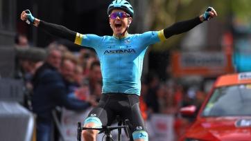 Боаро стал лучшим в Astana Pro Team на пятом этапе «Джиро д'Италия-2019»