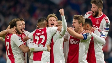 Лучшим игроком чемпионата Нидерландов признан игрок «Аякса»