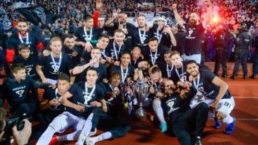 Состоялся финал Кубка Болгарии