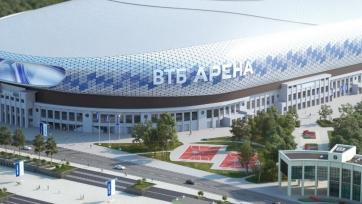 Поле домашнее арены «Динамо» принято РФС