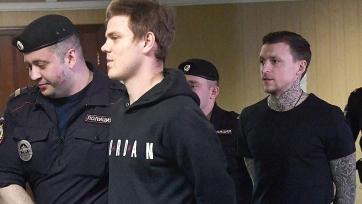 По делу Кокорина и Мамаева апелляция будет подана 20 мая
