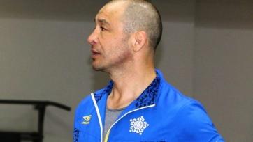 Сборная Казахстана по греко-римской борьбе получила нового тренера