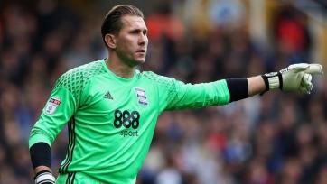 «Бирмингем» не стал продлевать контракт с бывшим вратарем «Манчестер Юнайтед»