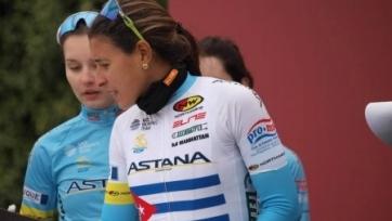 Гонщица Astana Women's Team заняла третье место на первом этапе Amgen Tour of California