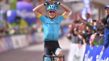 Пейо Бильбао из Astana Pro Team выиграл 7-й этап «Джиро д`Италия-2019»
