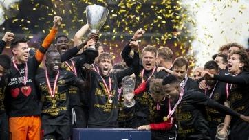«Мидтьюлланн» впервые выиграл Кубок Дании
