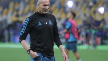 Зидан: «Я – тренер, и всегда буду делать то, что посчитаю нужным»
