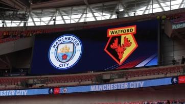 «Манчестер Сити» – «Уотфорд». Стартовые составы