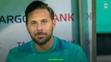 40-летний Писсарро продлил контракт с «Вердером»