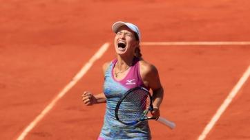 Путинцева победно стартовала на турнире WTA в Нюрнберге