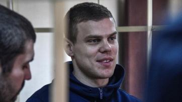 Защитой Кокорина подана апелляция