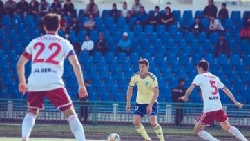 Куантаев провел юбилейный матч в Премьер-лиге