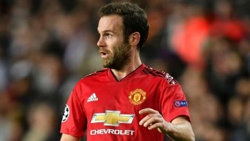 «Манчестер Юнайтед» надеется продлить контракт с Матой
