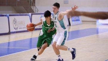 Баскетбол. Юношеская сборная Казахстана обыграла Туркменистан