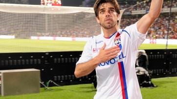 Жуниньо возвращается в «Лион»