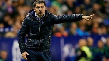 «Алавес» назначил нового главного тренера