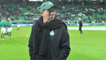 «Сент-Этьен» покинут главный тренер и спортивный директор