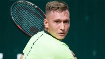 Евсеев вышел в четвертьфинал турнира в украинском Ирпене