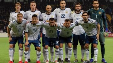 Черчесов назвал окончательную заявку на Сан-Марино и Кипр