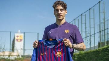 «Барселона» объявила о трансфере Рейса