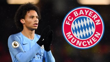 «Бавария» подтвердила интерес к Сане