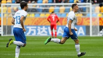 ЧМ-2019 (U-20). Италия переиграла Мексику, Сенегал разгромил Таити