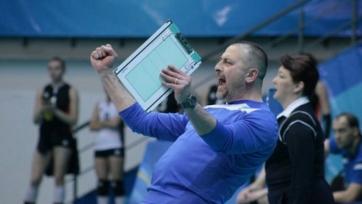 У женского волейбольного клуба «Жетысу» новый тренер