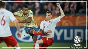ЧМ-2019 (U-20). Польша уступила Колумбии, ничья Японии и Эквадора