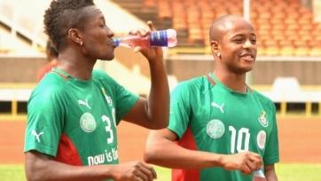 У сборной Ганы новый капитан