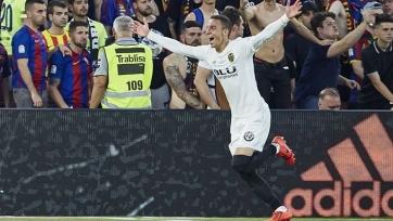 «Валенсия» завоевала Кубок Испании в годовщину столетия клуба, переиграв в финале «Барселону»