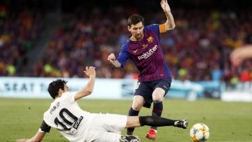 Месси установил рекорд Кубка Испании
