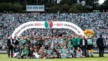 «Спортинг» одолел «Порту» и выиграл Кубок Португалии