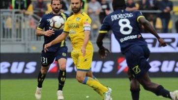 «Фрозиноне» – «Кьево» 0:0. 25.05.2019. Чемпионат Италии. Обзор и видео матча